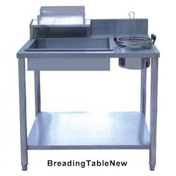 Wrapping Powder Table