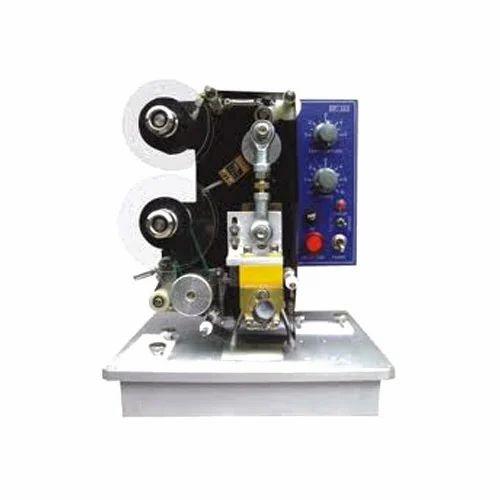 Standard Hot Foil Coding Machine, Capacity: Standard, For Standard