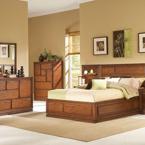 Wooden Bedroom Set at Best Price in India