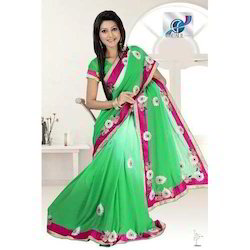 Fancy Indian Net Saree