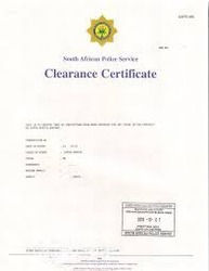 Sfi attestation services bengaluru service provider of police clearance certificate yelopaper Image collections