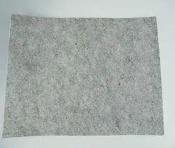 Plain Vamp Lining Felt Fabric