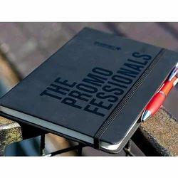 Medium Hard Bound Note Book