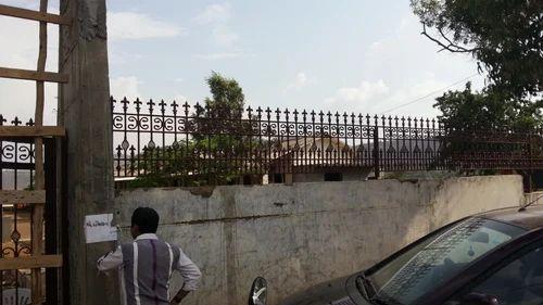Wall Grill Boundary Wall Grills Chandlodia Ahmedabad Manish