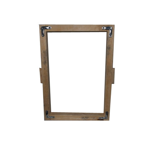 Screen Printing Wooden Frame at Rs 2.75 /inch | Screen Printing ...
