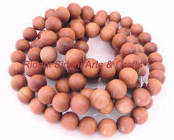 Sandalwood Beads Necklace