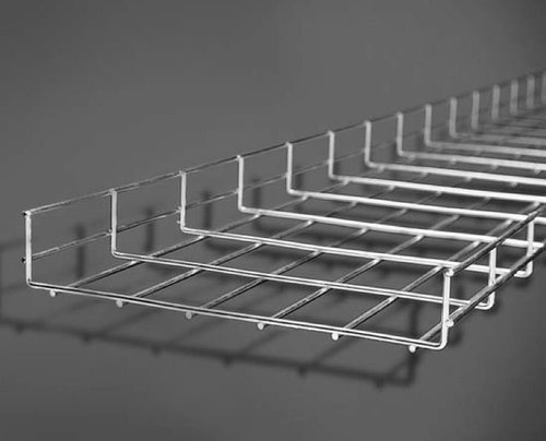 Stainless Steel Wire Mesh Cable Tray - Shree Ramdev Steel Industries ...