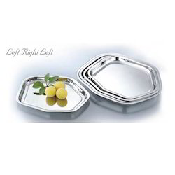 Left Right Left Stainless Steel Utensils Set
