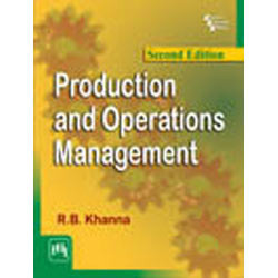 Production Operation Management Book