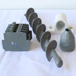 Plastic Injection Molded Parts, Box