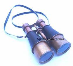 Vintage Brass Binocular