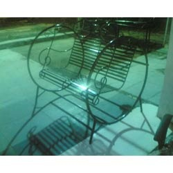 Mild Steel Bench