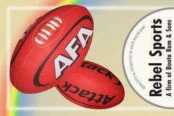 Rubber Synthetic Australian Rules Football