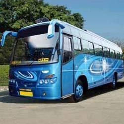 Semi Deluxe Buses Manufacturer From Bengaluru