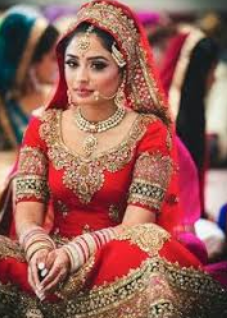 Punjabi Bridal Suits