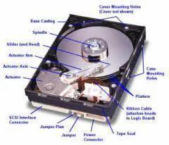Hard Disk Repair & Services