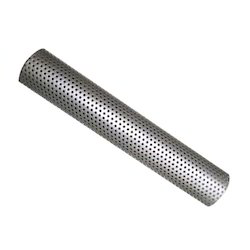 Perforated Steel Tubes