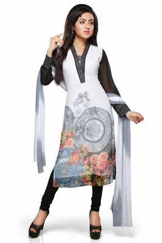4632abe191 Ladies Designer Suits at Rs 1040 /piece | Khar West | Mumbai | ID ...