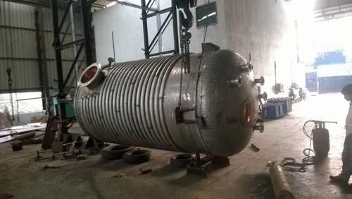 Liquid Mixer Impellers Reactor Vessel Manufacturer From