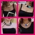 Brass Necklace Fashion Jewellery