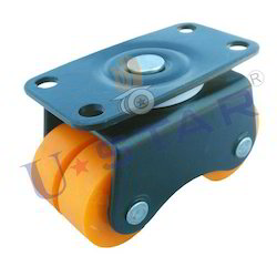 Delrin Bearing Moving Four Wheel Caster