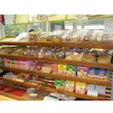 Bakery Shelving Racks System