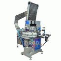 Automatic Bottle Caps Pad Printing Machine