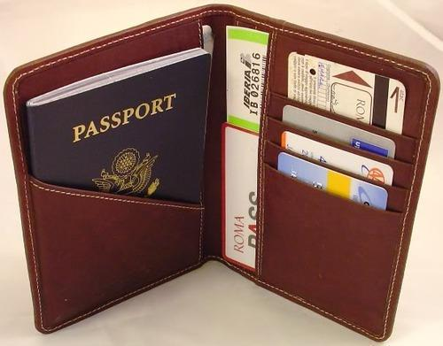 0539502da Leather Passport Covers at Rs 260  piece