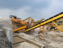 100-150 TPH Crusher Plant