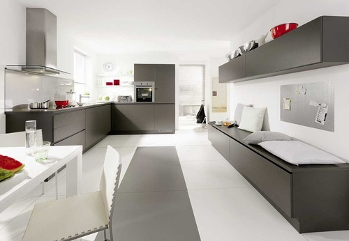 Modular Kitchens Construction Work Home Dec Kitchens Trivandrum
