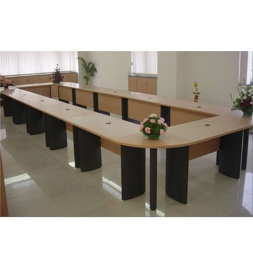 Modular Conference Table View Specifications Details Of - Conference table india