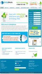 Mobile Website Landing Page Designing Service