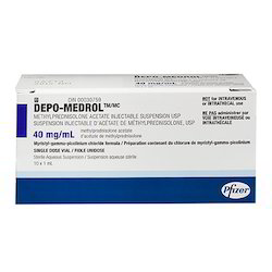 Depo Medrol Sterile Aqueous Susp(Methyl Prednisolone Acetate