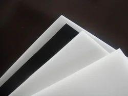 Natural White HDPE Sheet