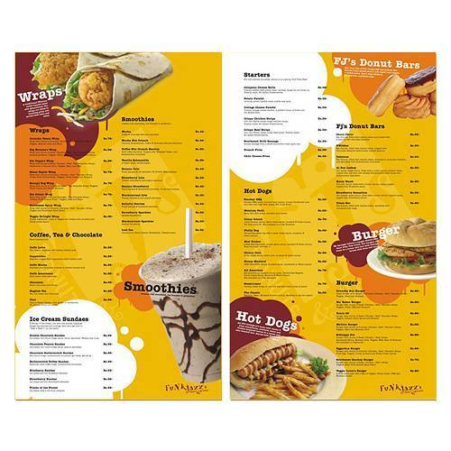 67986f58150c Restaurant Menu Card Printing in Mahal, Nagpur | ID: 9451133188