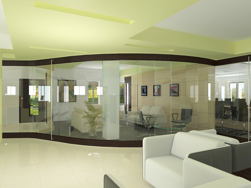 Attractive Pharmaceutical Office Interior Design