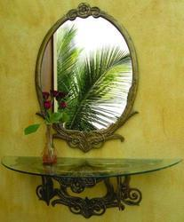 Design Copper Mirror