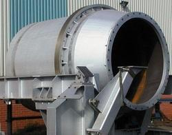 Tilting Rotary Furnace