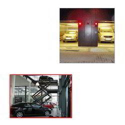 Car Elevator for Showroom