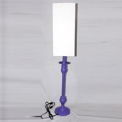 Powder Coated Table Lamp