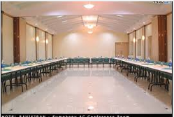 Conference / Banquet Hall Capacity of 300 people