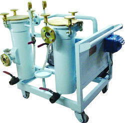 Filter Machines for Resin Industry