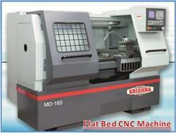 Flat Bed CNC Machine