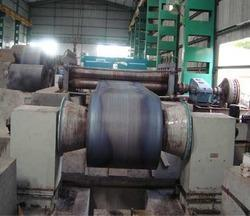 heavy duty cut to length line