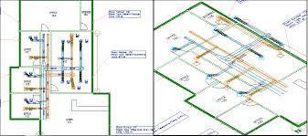 Architectural Cad - HVAC Isometric Service Provider from Bengaluru | Hvac Isometric Drawing |  | IndiaMART