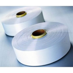 Plain Semi-Dull 100% Polyester Partially Oriented Yarn, For Textile Industry