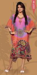 Fashionable Digital Printed Kurtis