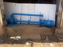 Single Stage Cast Iron Vertical Centrifugal Pumps, Model Name/Number: VSP-3