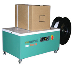 High Tension Semi Automatic Strapping Machine