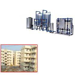 Reverse Osmosis Plant For Residential Society